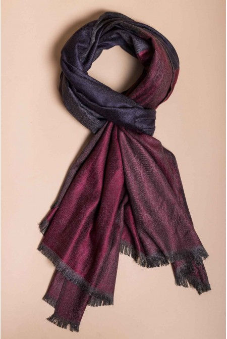Mens Super Soft  and Warm Woolen  Scarf  with classic pattern